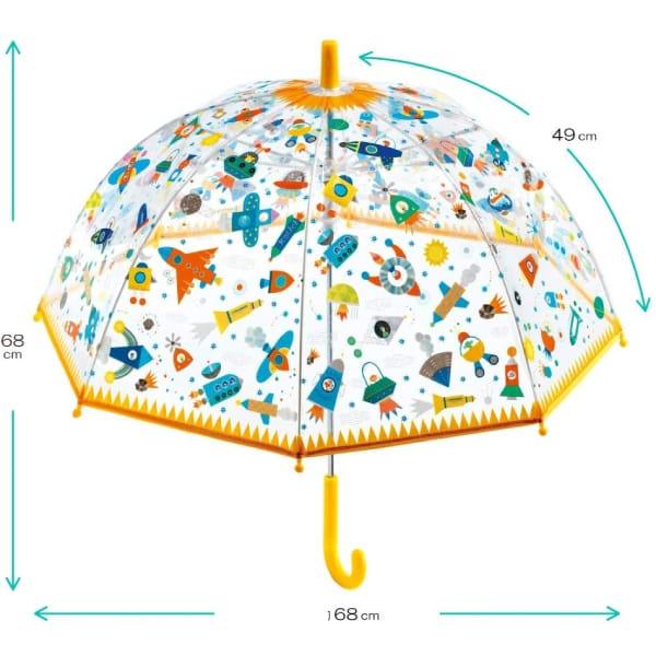 Umbrelă Pentru Copii Nave Spațiale1