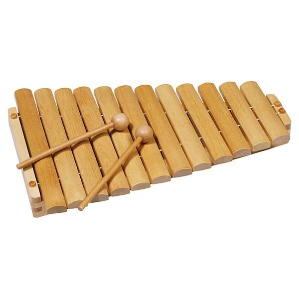 Xilofon Cu 12 Tonuri Din Lemn
