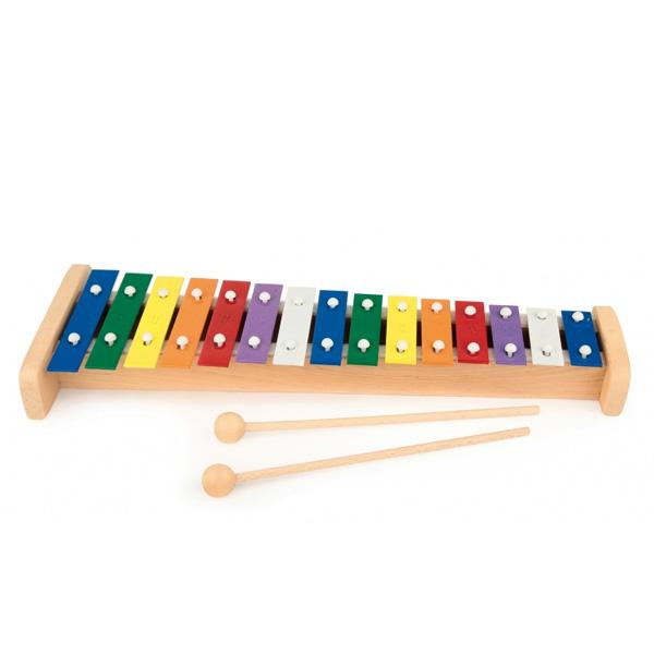 Xilofon instrument muzical pentru copii
