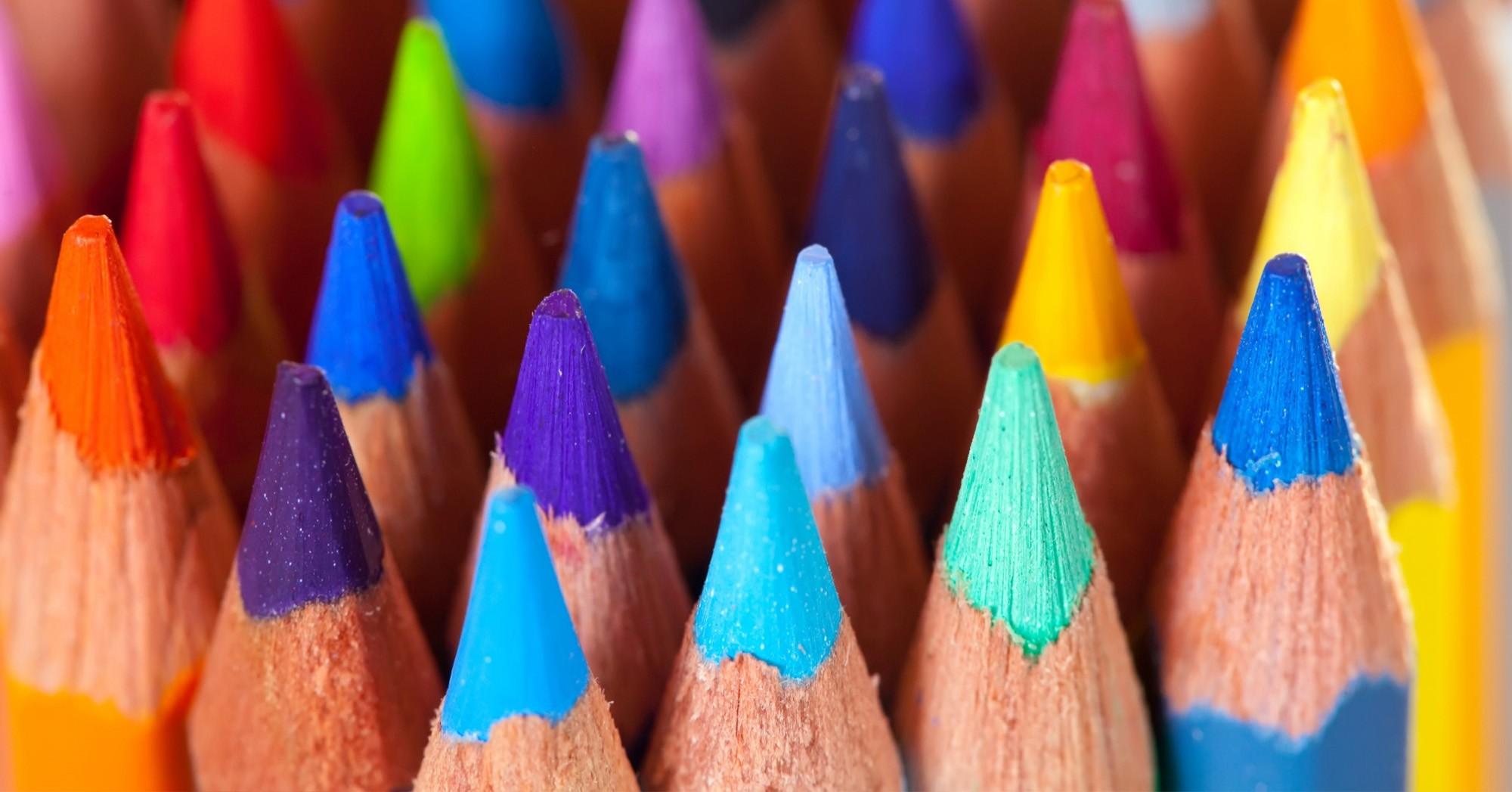 Cele mai bune creioane colorate pentru copii