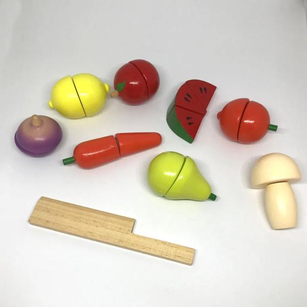 Coș Cu Fructe De Feliat Pentru Copii-