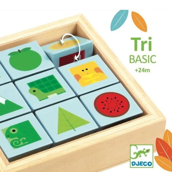 "Cuburi Rotative ""Tribasic"""