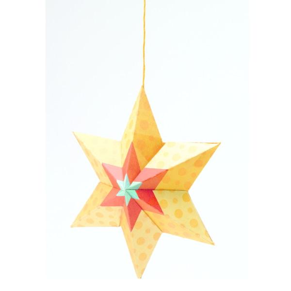 Decorație Camera Copilului Stele-3