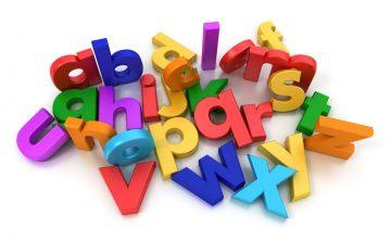 Învățarea Alfabetlui Cu Ajutorul Literelor Magnetice