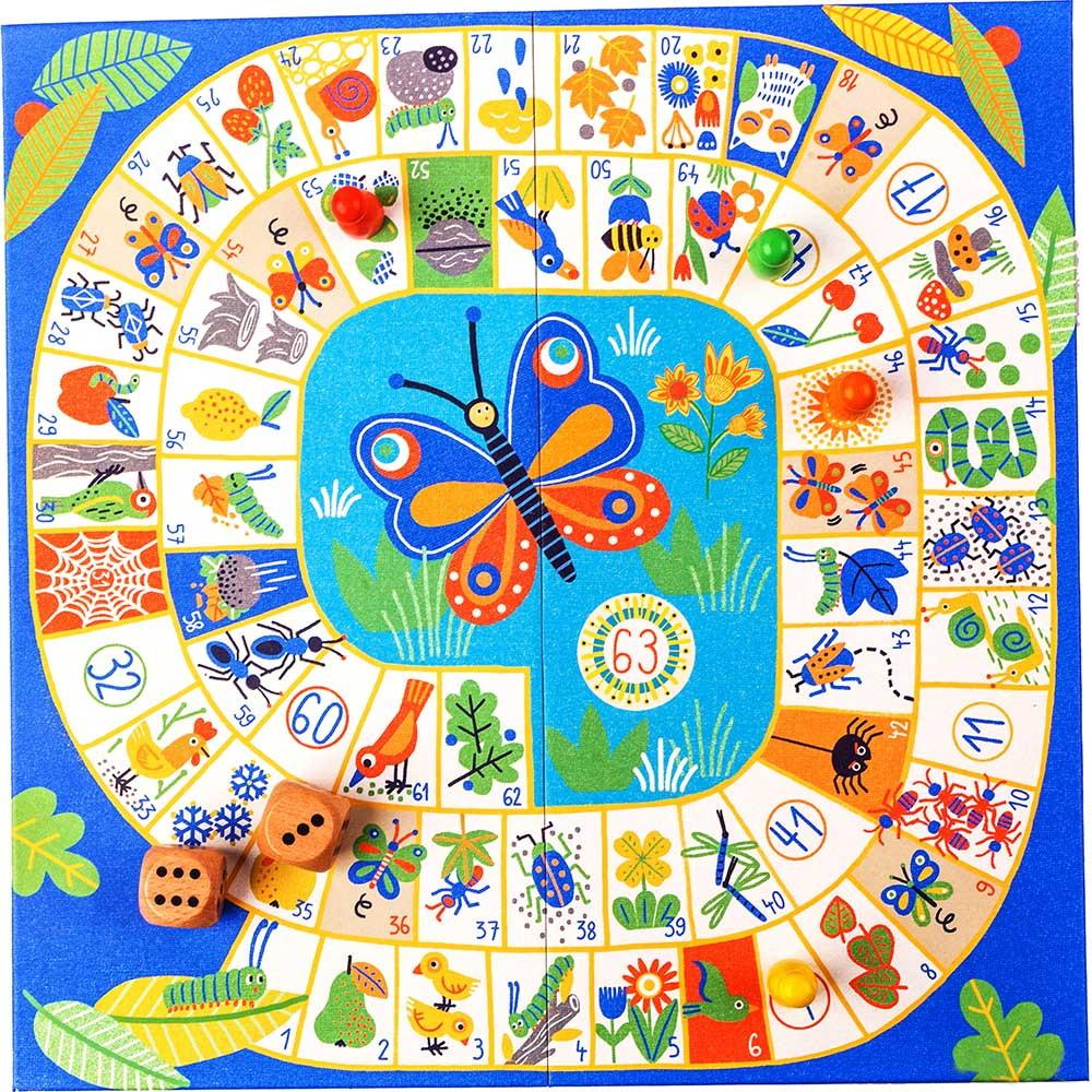 Joc Clasic Cu Pioni Goose Game-2