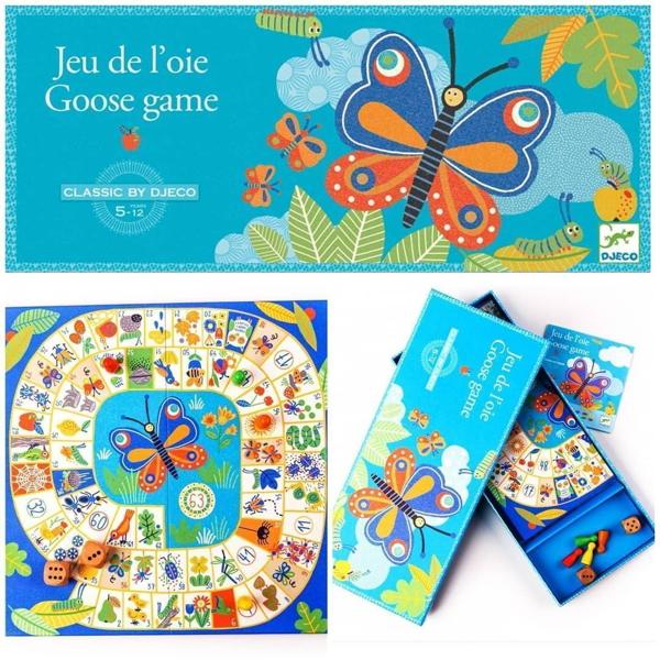 Joc Clasic Cu Pioni Goose Game-4