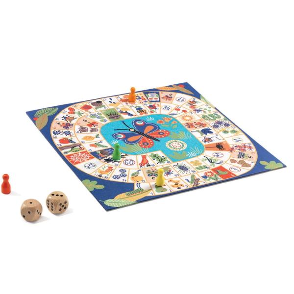 Joc Clasic Cu Pioni Goose Game