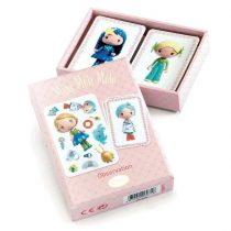 """Joc De Cărți Prințesele Tinyly """"Mini Meli-Melo"""""""