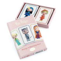 """Joc De Cărți Prințesele Tinyly """"Mini Mistigri"""""""