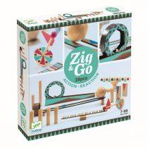 Joc De Construit Zig & Go Actiune Reactiune