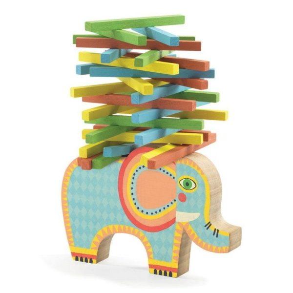 Joc De Echilibru Elefantul