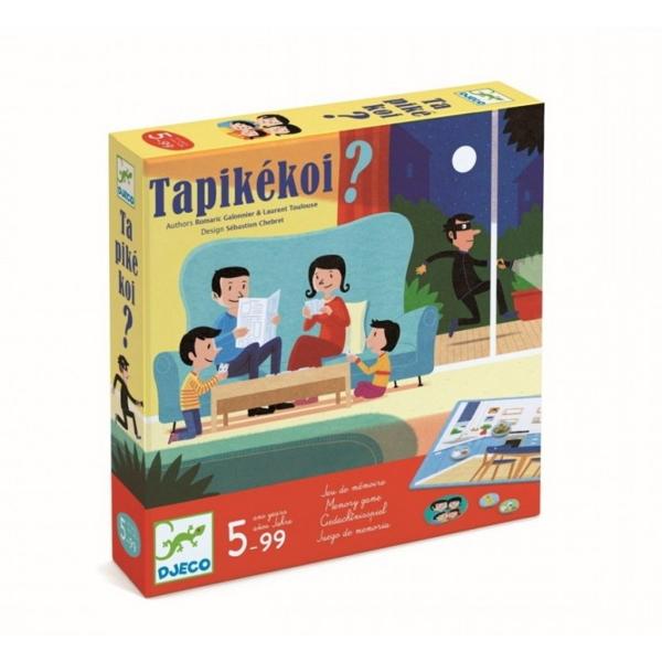 Joc De Memorie Ce Lipsește din Casă Tapikekoi-3