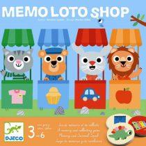 "Joc De Memorie Și Ascociere ""Memo Loto Shop"""