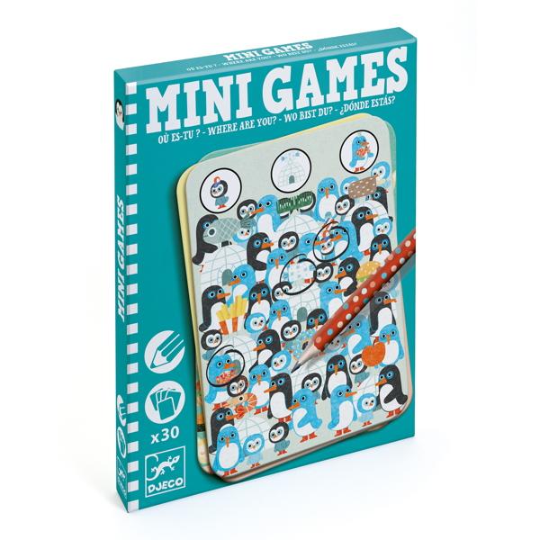 Joc De Observație Mini Games-Găsește Personajul-1