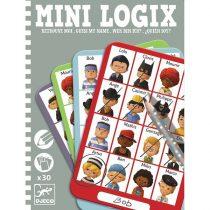 """Joc De Observație """"Mini Logix - Ghicește Personajul"""" Baieți"""