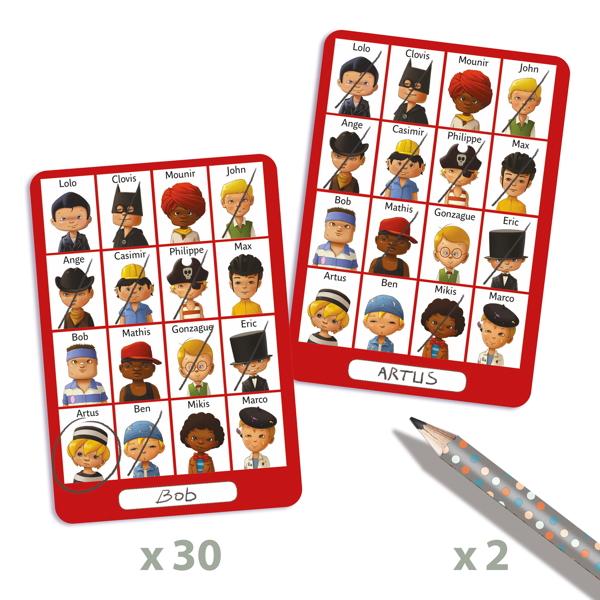 Joc De Observație Mini Logix – Ghicește Personajul Baieți-3