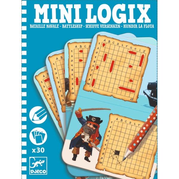 """Joc De Strategie """"Mini Logix – Bătălie"""""""