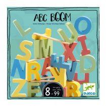 """Joc De Vocabular Și Îndemânare """"ABC Boom"""""""