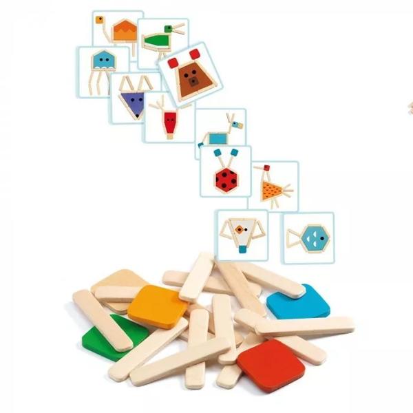Joc Educativ De Construit Stick Basic-1