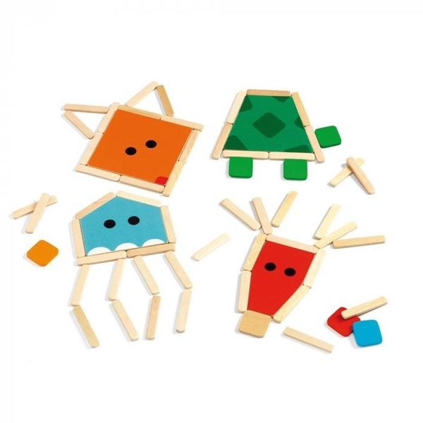 Joc Educativ De Construit Stick Basic-2