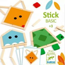 "Joc Educativ De Construit ""Stick Basic"""
