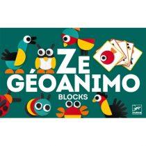 """Joc Educativ De Construit """"Ze Geoanimo"""""""