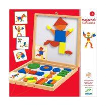"Joc Magnetic ""Geoforme"""