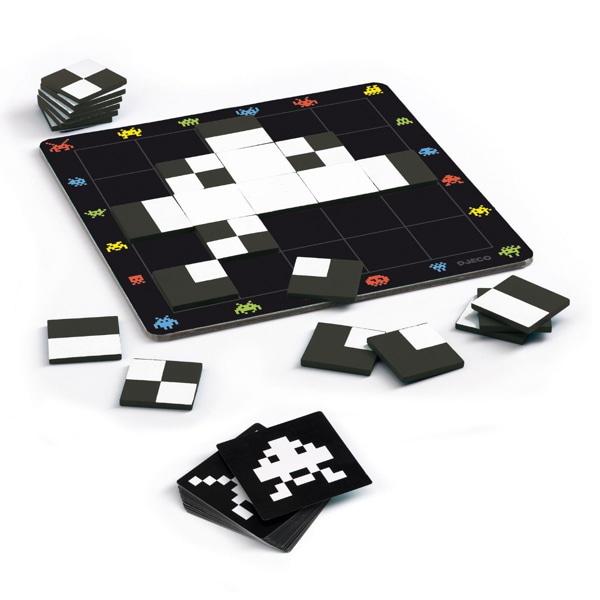 Joc Tactic Pixel Tangram-1