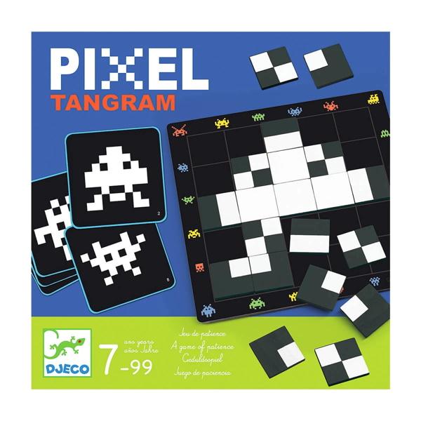 "Joc Tactic ""Pixel Tangram"""