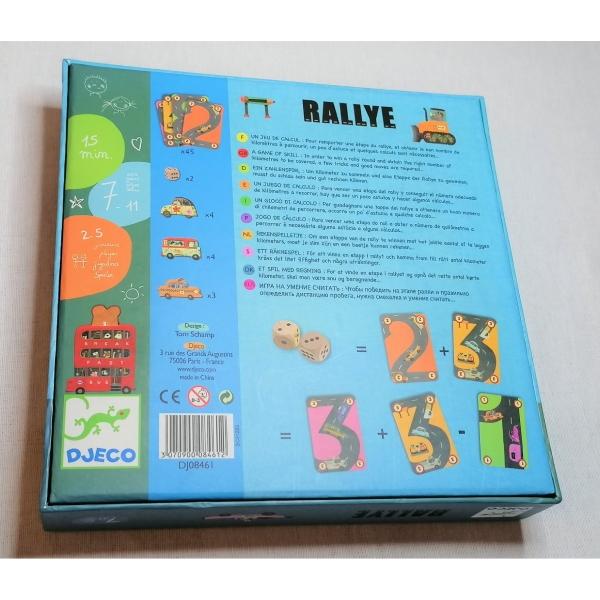 Joc Trasee Și Kilometri Rallye-4