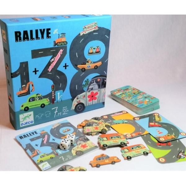 Joc Trasee Și Kilometri Rallye-6