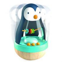 Jucarie Bebelusi 0-1 ani Pinguinul Roly Djeco