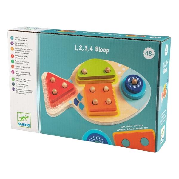 Jucărie Bebeluși 1234 Bloop-1
