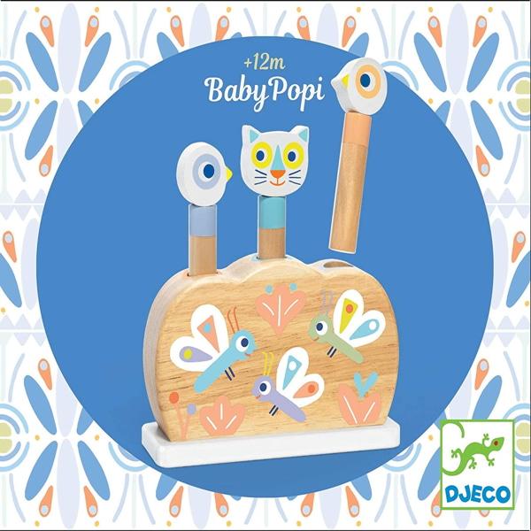 Jucărie Bebeluși Pop Up Babypopi