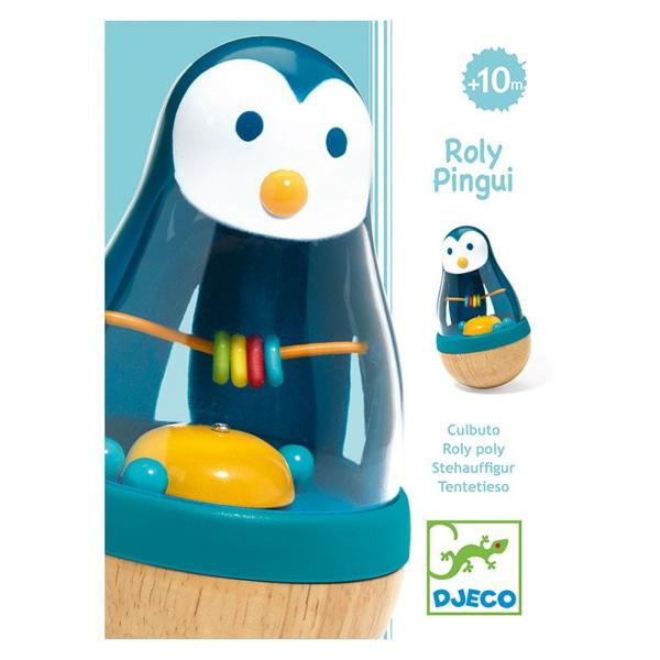 Jucărie Bebeluși Roly Pingui