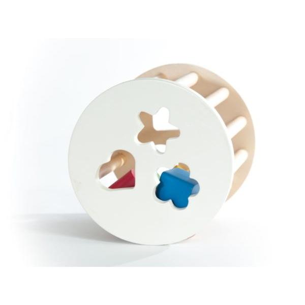 Jucărie Handmade – Cilindru Cu Forme-1