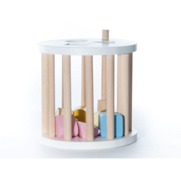 Jucărie Handmade – Cilindru Cu Forme-2
