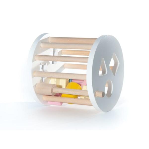 Jucărie Handmade – Cilindru Cu Forme-3