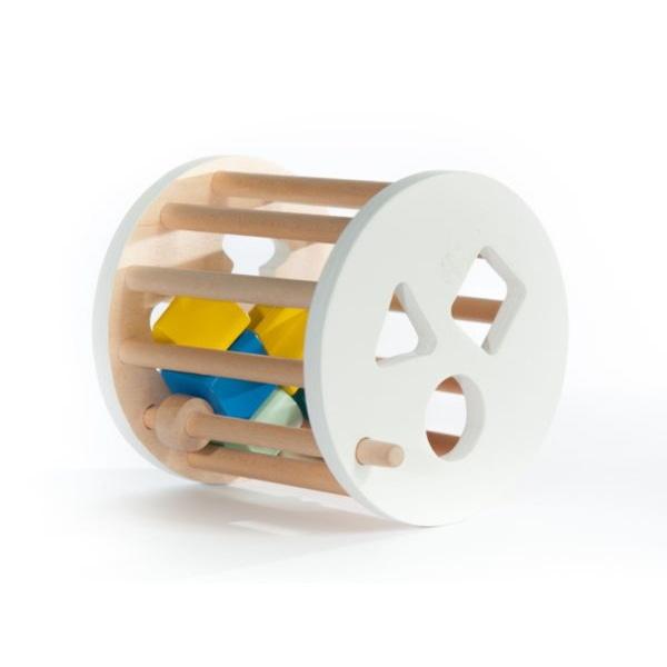 Jucărie Handmade – Cilindru Cu Forme