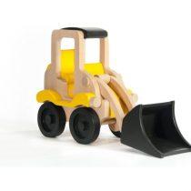 Jucărie Handmade - Excavator Din Lemn
