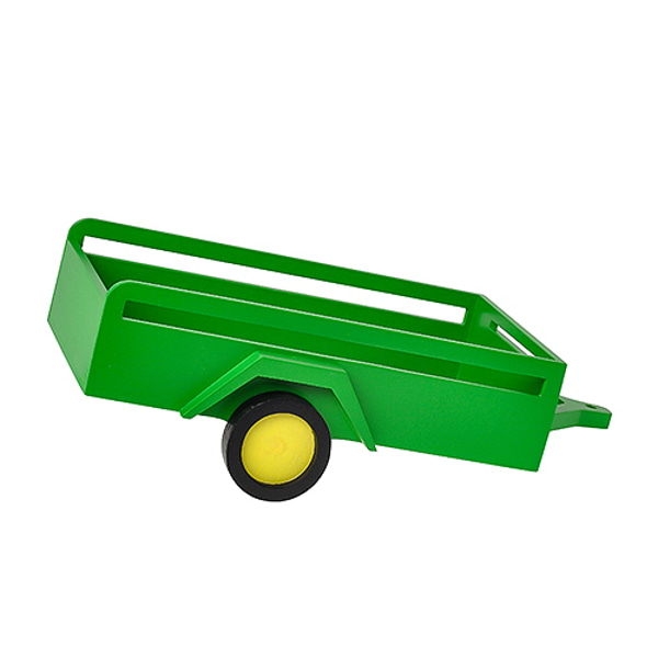 Jucărie Handmade – Tractor Cu Remorcă-5