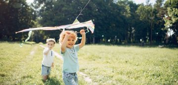 Jucarii de exterior - joaca in aer liber