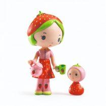 """Prințesa Căpșunica """"Berry Și Lila"""""""