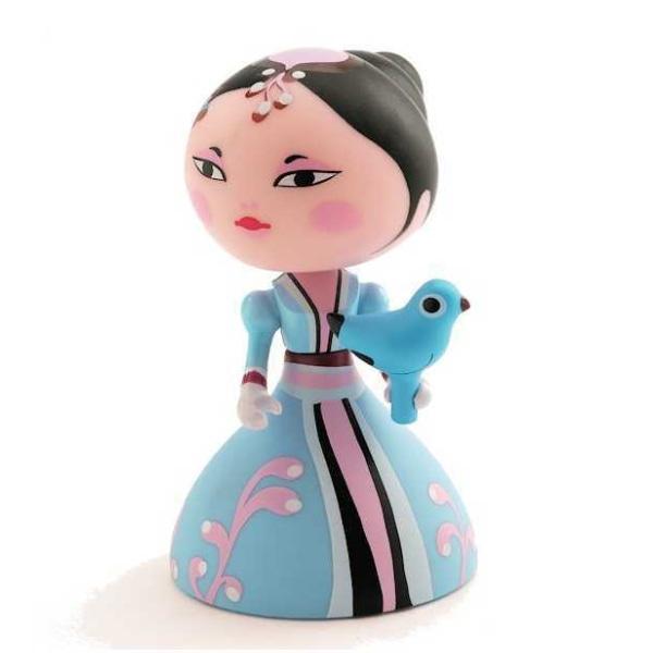 "Prințesa ""Himeka Și Porumbelul Albastru"" Fete"