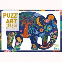 """Puzzle Copii """"Elefant"""" (150 Piese)"""