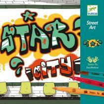 """Set Creativ """"Street Art """" Djeco"""