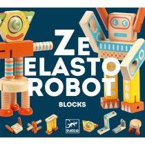 """Set De Construit """"Ze Elastorobot"""""""