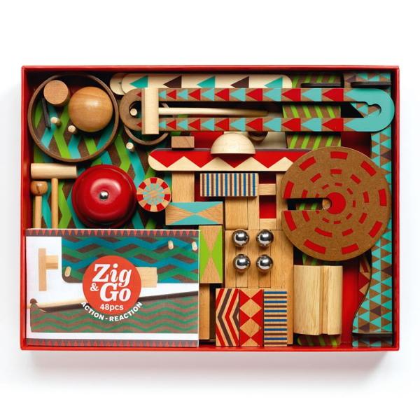 Set De Construit Zig & Go – Big Boum Wall-5