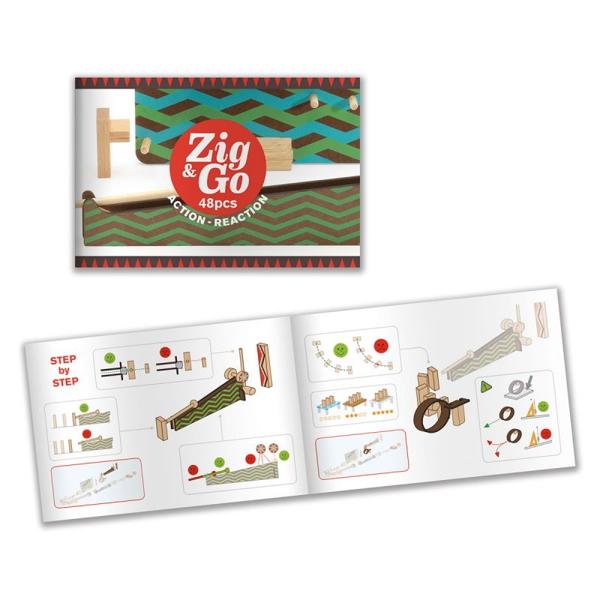 Set De Construit Zig & Go – Big Boum Wall-6