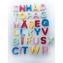 Set Handmade - Alfabet Din Lemn